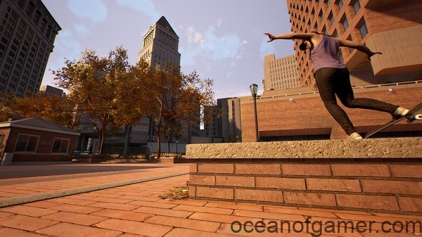 Session Skateboarding Sim Game v0.0.0.2