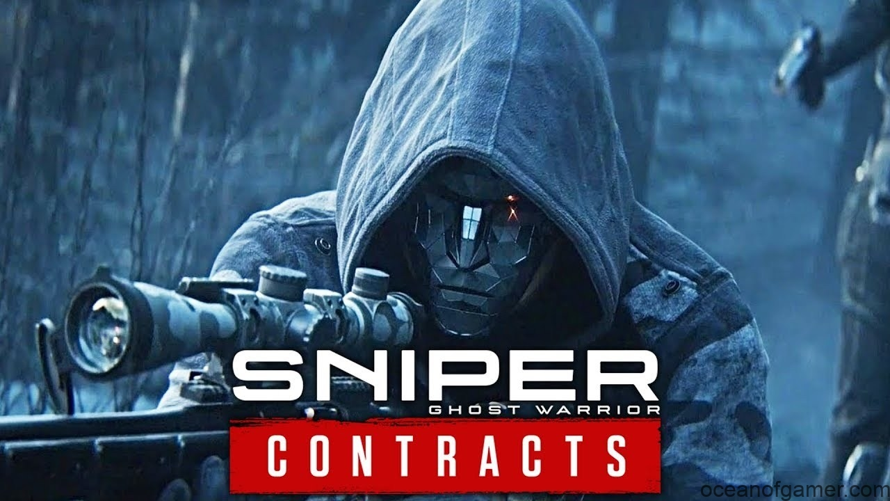 Sniper Ghost Warrior Contracts Update 1 + 9 DLCs