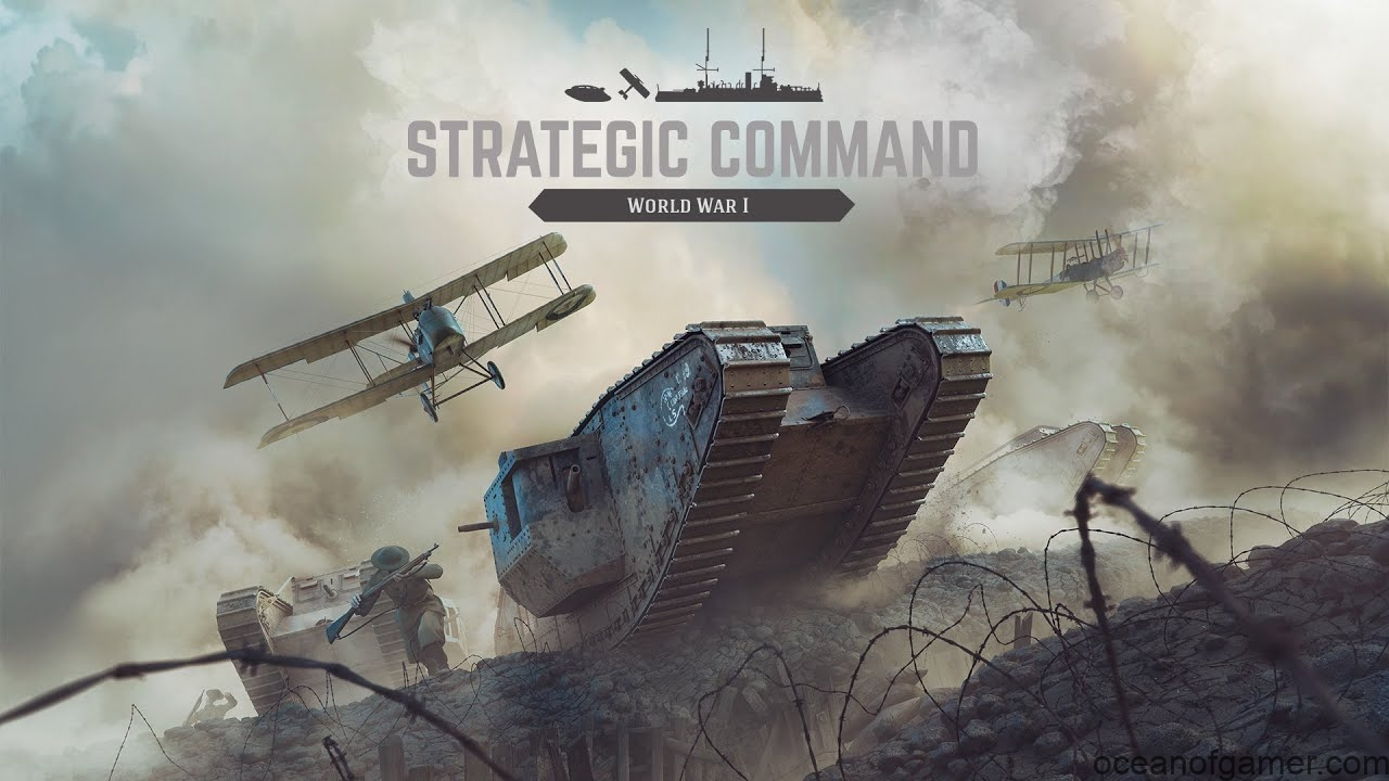 Strategic Command World War I SKIDROW
