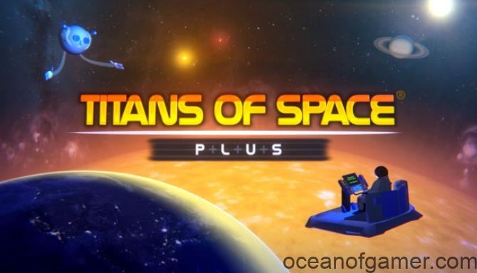 Titans of Space PLUS PLAZA